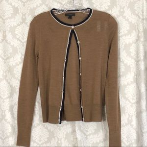 J Crew Cardigan sweater XS NWOT